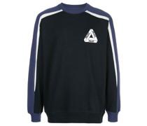 'Inserto' Sweatshirt mit rundem Ausschnitt