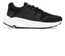 Etq. Sneakers mit Netzeinsätzen