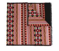 Garavani Schal mit Ethno-Muster