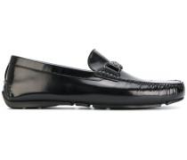 'Medusa' Loafer mit Horsebit-Schnalle