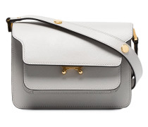 Mini grey Trunk shoulder bag