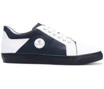 - Sneakers mit Kontrasteinsatz - men