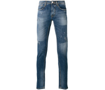 Skinny-Jeans in Distressed-Optik - men