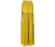 silk maxi skirt - Unavailable