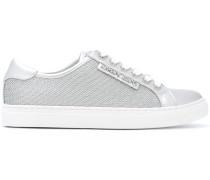 - Sneakers im Metallic-Look - women