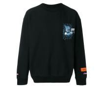 "Sweatshirt mit ""Style Magic""-Print"