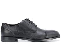 Strukturierte Derby-Schuhe