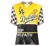 'Dodgers' Seidenoberteil