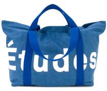 - Handtasche mit Logo - unisex