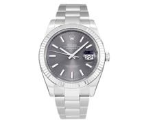 2020 ungetragene 'Datejust' Armbanduhr, 41mm