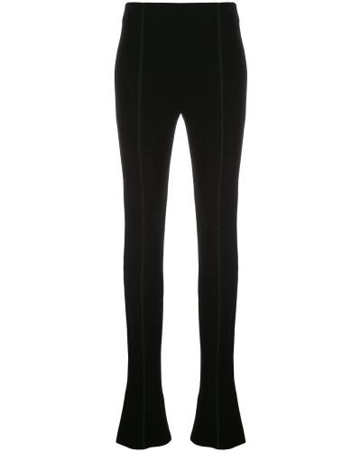 Schlaghose mit extra langem Bein