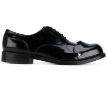 Oxford-Schuhe mit Zehenkappe