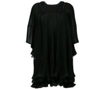 - Seidenkleid mit plissiertem Design - women