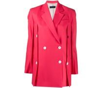 four-button blazer