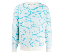 'Reflections' Pullover