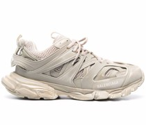 Ausgeblichene Track Sneakers