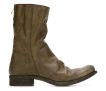 'Vitello Militare' Stiefel - men - Leder - 45
