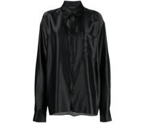 'Elegance' Hemd aus Satin