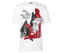 'Optical Medusa Collage' TShirt