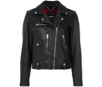 L-Morgan biker jacket