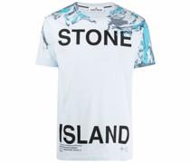 T-Shirt mit grafischem Logo-Print