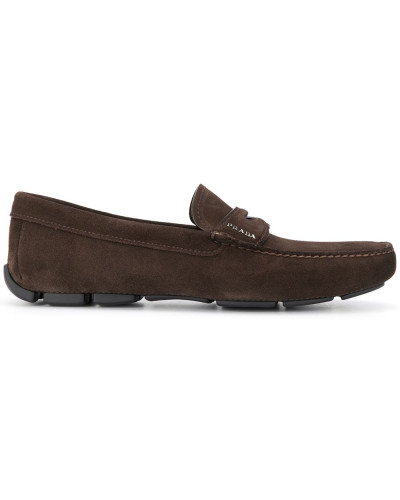 Loafer aus Wildleder