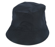 stitch detail hat