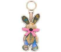 Schlüsselanhänger in Kaninchen-Form