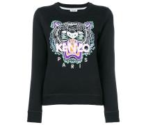 """Sweatshirt mit """"Tiger""""-Stickerei"""