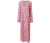 Sablé Viscose Plume print dress