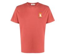 T-Shirt mit Fuchs-Print