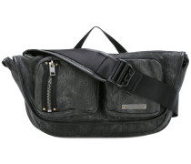Kuriertasche im Used-Look - men