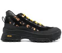 Albion Hiking-Boots mit Blumen-Print