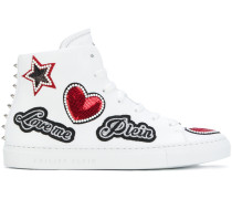 HighTopSneakers mit Patches