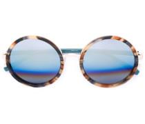 Linda Farrow x '125' Sonnenbrille