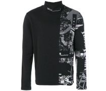 Search roll-neck sweater