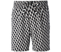 'Tile' Lounge-Shorts