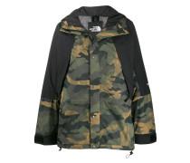 Jacke mit Camouflage-Details