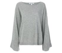 Pullover mit ausgestelltem Arm