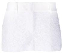 Shorts mit Satinborten
