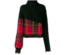 Pullover mit Schottenkaro