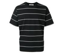 T-Shirt mit Querstreifen - men - Baumwolle - XL