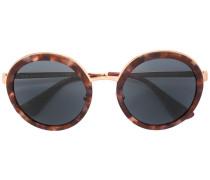 - Sonnenbrille mit Schildpatt-Optik - women