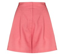Madrid Shorts mit hohem Bund