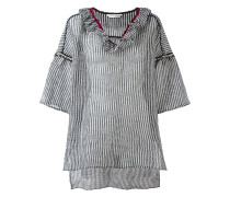 - Kariertes Tunika-Top - women