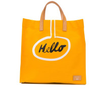x Christoph Niemann 'Hello' Shopper