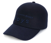 Boys embroidered cap