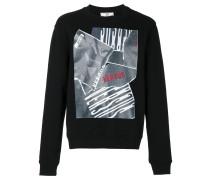 Zayn x  Sweatshirt mit Print