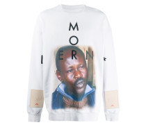 A-COLD-WALL* Pullover mit Foto-Print