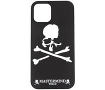 iPhone 12/12 Pro-Hülle mit Totenkopf